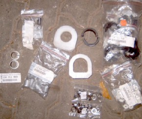 Opel Vectra B Irmscher STW new SMS spares bearings Lager 2
