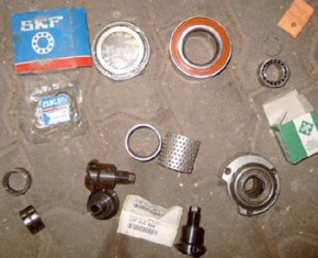 Opel Vectra B Irmscher STW new SMS spares bearings Lager