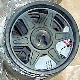 Mazda 323 ST Zytek Cosworth Ford V6 KL engine cam wheels Nockenwellenräder