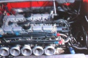 Ford Volvo BTCC race engine 2000cc 285bhp
