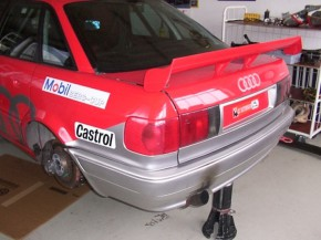 Audi 80 quattro competition ST rearwing Heckfluegel