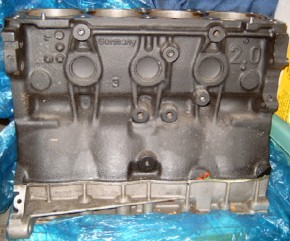 Audi A4 ST + 80 quattro competition ST engine Motor Block Seite Stufe 5-6