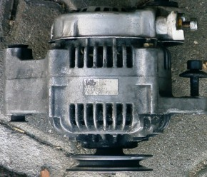 Audi A4 ST generator Lichtmaschien LMA