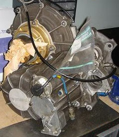 Ford Mondeo ST 97 Reynard xtrac gearbox