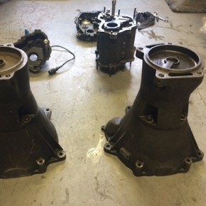 BMW 320i ST Sequential gearbox (incomplete) + Spare bell housing