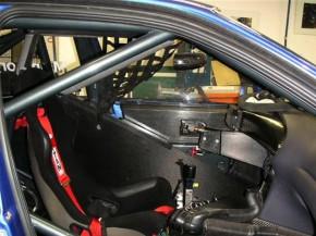 Ford Mondeo ST 97 Reynard cockpit left