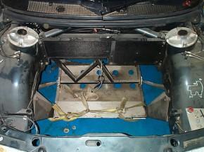 Ford Mondeo ST 97 Reynard engineroom