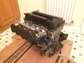 A unique opportunity to purchase a Brand New (Dynoed only) Nissan SR20ve 20v BTCC Race Engine, built by Graham Dale-Jones and the team at IES (International Engine Services),the people who built the engines for Nissan Motorsport during their very successful British Touring Car campaign in '96 - '97.
